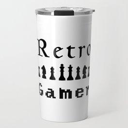 Retro Gamer Travel Mug