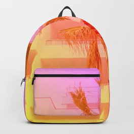 Good Vibes & Palm Backpack