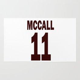Scott mccall 11 Rug