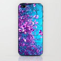 purple tree XXIII iPhone & iPod Skin