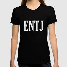 ENTJ Personality Type T-shirt
