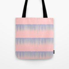 Drip Stripe Tote Bag