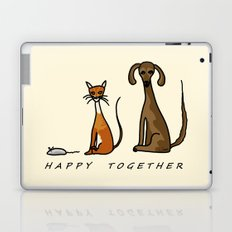 Happy Together - Domestic Laptop & iPad Skin