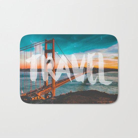 TRAVEL San Francisco Bath Mat