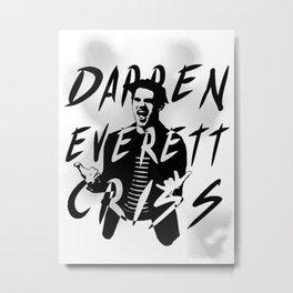 Darren Criss Metal Print