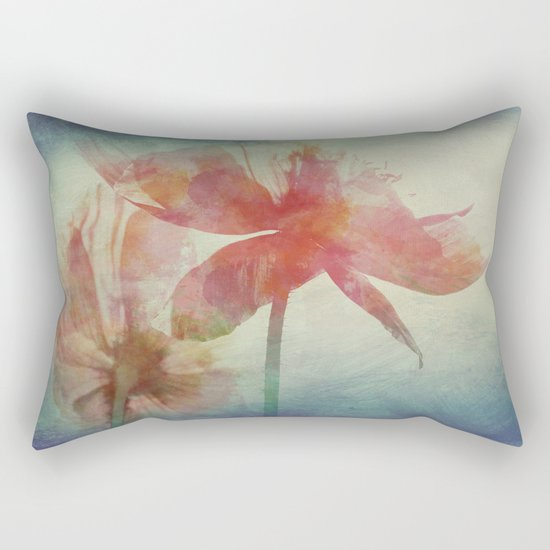 Kissed by the Summer Sun Rectangular Pillow