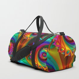 time to be crazy -1- Duffle Bag
