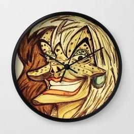 Spots Wall Clock