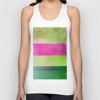 olivia joy Tank Tops featuring Color Joy by Olivia Joy StClaire