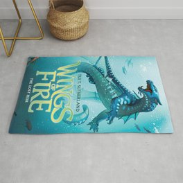 The Lost Heir - Wings of Fire Rug
