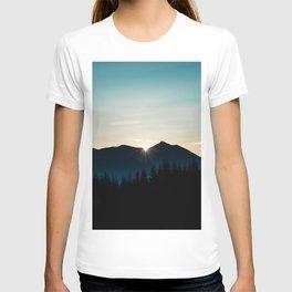 Mountain Starburst T-shirt
