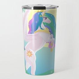 Sunlight Princess Travel Mug