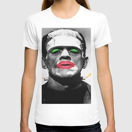 Frankenstein Drag T-shirt
