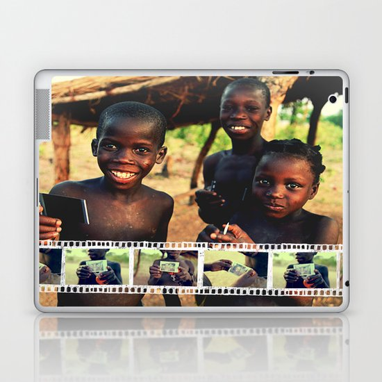 The Polaroad Project Laptop & iPad Skin