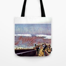 Grandview Lovers Tote Bag
