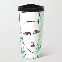 Grace in Green Travel Mug