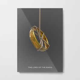 Precious Metal Print