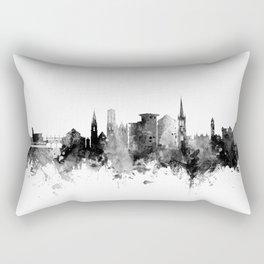 Bournemouth England Skyline Rectangular Pillow