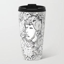 mandala003 Travel Mug