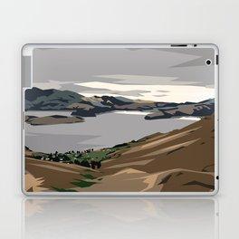 Cass Bay, New Zealand Laptop & iPad Skin