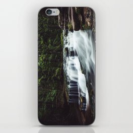 Szklarka creek - Landscape and Nature Photography iPhone Skin