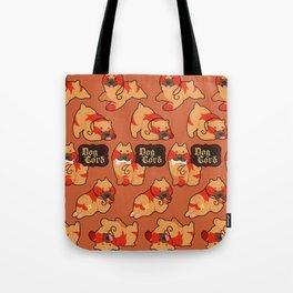 Dog Lord Tote Bag