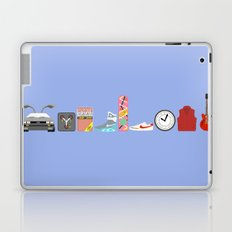 Back to the Future - Iconic Props Laptop & iPad Skin