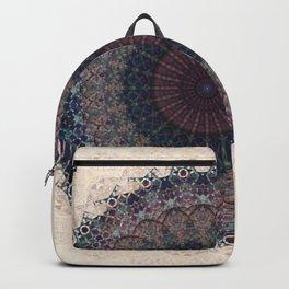 Modern Mandala art Backpack
