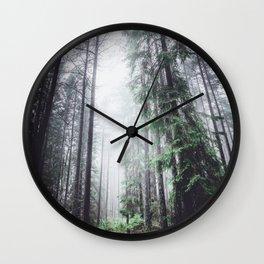 I Always Knew Wall Clock