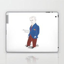 Maurice Ravel Laptop & iPad Skin