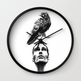 Looking Wall Clock