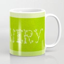 A Greenery World is Possible Coffee Mug