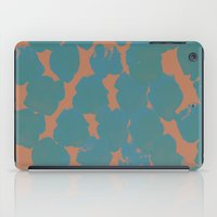 teal iPad Cases featuring Teal by Georgiana Paraschiv
