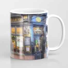 The White Lion Covent Garden London Coffee Mug