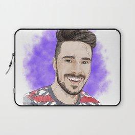 """""""Leave Britney Alone"""" Digital, 2018. Original Digital Watercolor Painting, Chris Crocker Laptop Sleeve"""