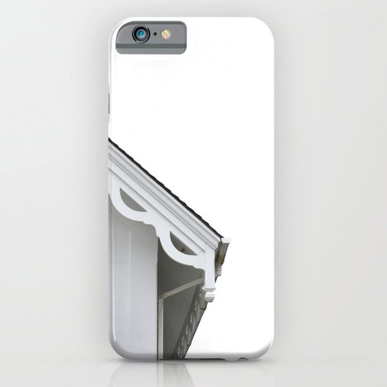 The White Farmhouse iPhone & iPod Case