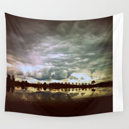 You in a Landscape Wall Tapestry