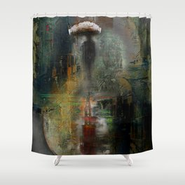 See you everywhere Shower Curtain