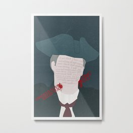 Daddy Issues Metal Print