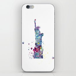 Statue of Liberty - New York iPhone Skin
