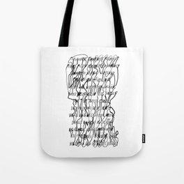 FORMIDABLE...ADVERSITY Tote Bag
