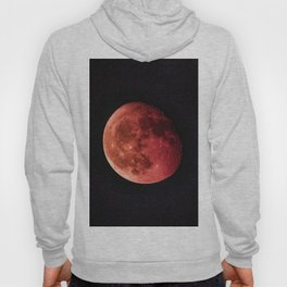 Blood Moon (Color) Hoody