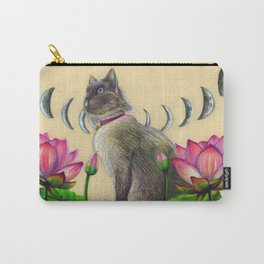Moonphase Panda Carry-All Pouch