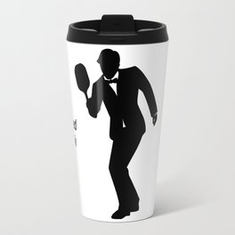 Agent 002 - Licensed to Dink Travel Mug