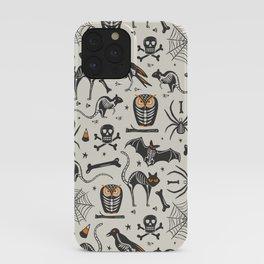Halloween X-Ray iPhone Case