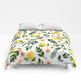 Lemon Grove Comforters