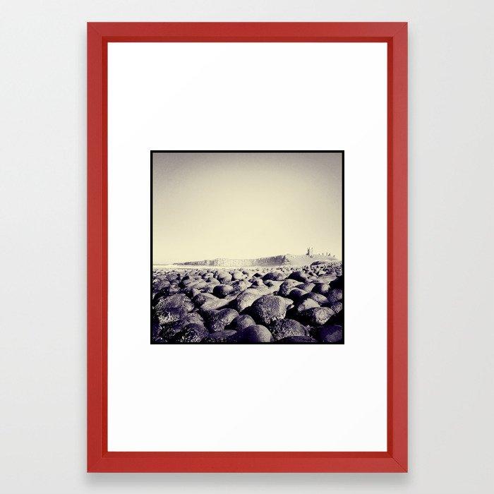 Rugged Framed Art Print