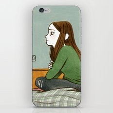 Teen Angst iPhone & iPod Skin