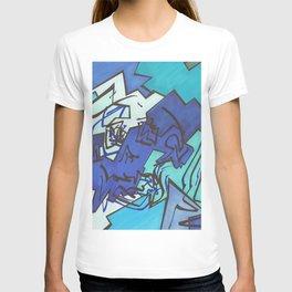 Skull Jiggy Jigsaw T-shirt