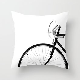 Bicycle, Bike Throw Pillow